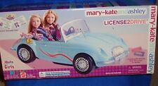 Mary-Kate and Ashley License2Drive Convertible MIB