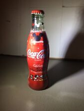 Coca Cola Limited Edition Walt Disney Mickey Mouse 75th Anniversary Bottle 8oz