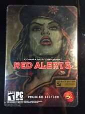 Command & Conquer: Red Alert 3 -- Premier Edition (PC, 2008)