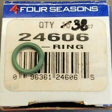Four Seasons 24606 - Green Round O-Ring - Lot of 38