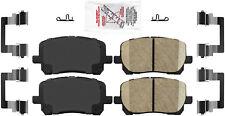 Disc Brake Pad Set-Rear Disc Front Autopartsource PRC923