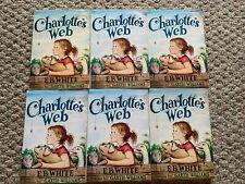 CHARLOTTES WEB ~ EB WHITE ~ GUIDED READING SET 6 PB TEACHER LITERATURE CIRCLE