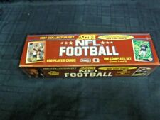 1991 SCORE NFL Football Cards Complete 690 Card Set Series 1 & 2 Factory