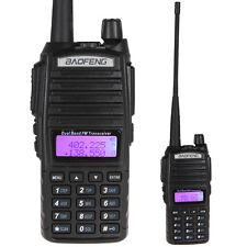 Emisora Baofeng Uv-82 Bibanda (2 metros Uhf) 8w largo alcance walkie talkie