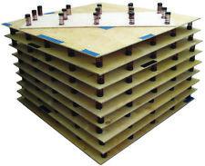 42' x 42' Tiffin Spring Floor for Gymnastics/Cheer - NEW - Floor Only