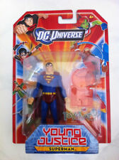 """DC UNIVERSE YOUNG JUSTICE 4"""" SUPERMAN"""