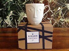 Sieger (Vainqueur) Par Fürstenberg Objects Pour A Muse - Tasse à Café Hot Blanc,