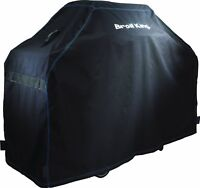 """Broil King 68487 Professional Grill Cover, Black, 58"""""""