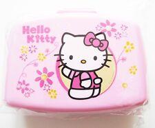 Brotdose Hello Kitty p:os NEU OVP rosa pink Trudeau lunch box frühstücks kinder