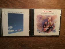 Chris Rea [2 CD Alben] Dancing with STrangers + On the Beach