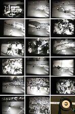 16mm Film-Sport Film-Sportfilm um 1955-Fussball-Handball in Hamburg-Irland 2:1