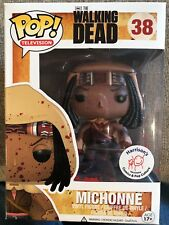 Funko Pop The Walking Dead Michonne Harrison's Exclusive