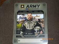 2018 TONY SCHUMACHER U.S. ARMY TOP FUEL NHRA POSTCARD