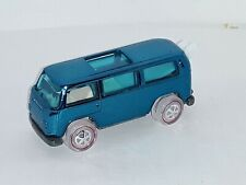 Hot Wheels Redline ,1969 ( Beach Bomb ) , Blue Spectra Flame , Reproduction