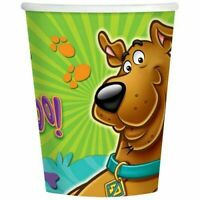 Scooby Doo 9Oz Cups (8 Pack)