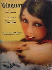 HELTAI_GIAGUARO_ANEDDOTI E NOVELLE_ILLUSTRATORE BOCCASILE_EDIZIONE D'EPOCA_1933