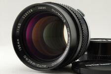 [MINT] OLYMPUS OM-SYSTEM ZUIKO AUTO-MACRO 135mm F/4.5 MF Lens from Japan #126