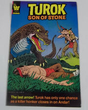 Turok Son of Stone #130 (1st Print) 7.0 FN/VF