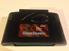 GameShark Pro V2.0 Cartridge for N64 Good Condition FREE Shipping !!!