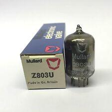 Z803U  CV2434  NOS Mullard UK  Valve Tubes