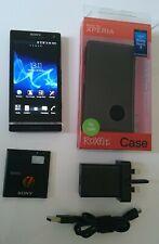 Sony Xperia S LT26i - 32GB - Black (Locked)