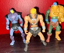 Masters Of The Universe HE-MAN, SKELETOR, MAN-AT-ARMS Action Figures McDonald's