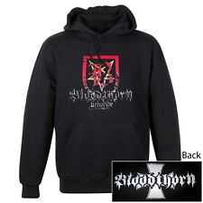 BLOODTHORN - Genocide - Kapuzenpulli Hooded Sweater - Größe Size L - Neu