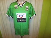 "Borussia Mönchengladbach asics Auswärts Trikot 1992/93 ""trigema"" Gr.M TOP"
