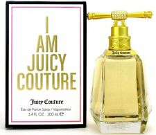 I Am Juicy Couture Perfume by Juicy Couture, 3.4 oz EDP Spray women New