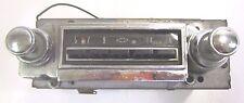 Vintage GM Delco AM Radio 7282590-B Impala Nova Chevelle 1963-64-65