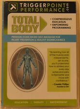 NEW Trigger Poing Performance Total Body Package 2 DVDs self massage for injury