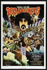 200 Motels Poster Frank Zappa 24inx36in