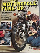 Petersen's Basic Motorcycle Tune-Up 1976