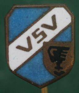 RARE Austria SV Villacher FC Football Enamel Pin Badge Fussball Anstecknadel