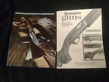 1979 REMINGTON GUN AMMUNITION CATALOG AND CONFIDENTIAL PRICE GUIDE CANADIAN