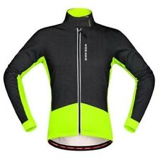 High Quality Windproof Thermal Fleece Cycling Long Sleeve Jacket For Unisex