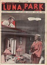 rivista fotoromanzo - LUNA PARK - Anno 1949 Numero 51 DANNY KAYE E V. ELLEN