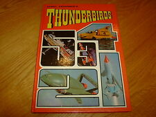 GERRY ANDERSON'S THUNDERBIRDS-1ST-+ SIGNED CARD-1968-HB-NF-CENTURY 21/CITY-RARE