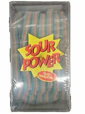 Sour Power Quattro Multi-Flavored Candy Belts! Sour Power Belts! - 150 Count!