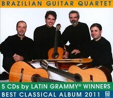 Brazilian Guitar Quartet Box Set, New Music