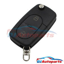 Audi A2 A3 A4 A6 A8 TT 2 Button Remote Key Fob Case