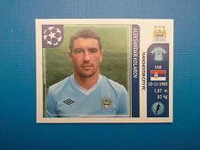 Panini Champions League 2011-12 n. 43 Kolarov Manchester City