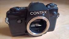 Contax 137 MA Quartz Gehäuse Body SLR Spiegelreflexkamera  Rarität Top erhalten