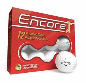 Callaway Chrome Soft Golf Balls - Dozen Latest Model Pearl Grade