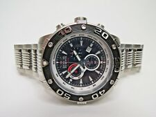 Invicta Reserve Ocean Speedway 19591 Black Dial Watch Chronograph