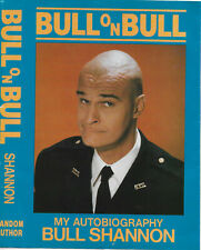 Night Court Bull Shannon Prop Book Dust Jacket