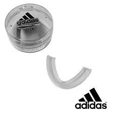 Adidas Protector bucal de Goma Adulto Hombre Mujer rugy Boxeo Funda GRATIS