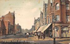 BR64267 high street kings heath birmingham uk