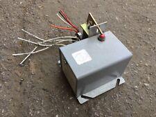Transformer 40VA 60 Hz 120V Prim 24V Second Foot Mount T40-24F1 class 2 set of 5