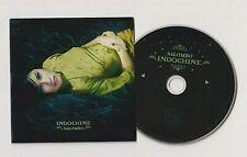 PROMO CD SINGLE INDOCHINE SALOMBO